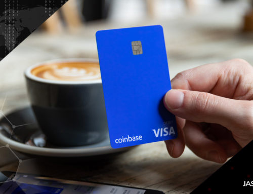 Jason Simon discusses the importance of Visa's debit card agreement with Coinbase